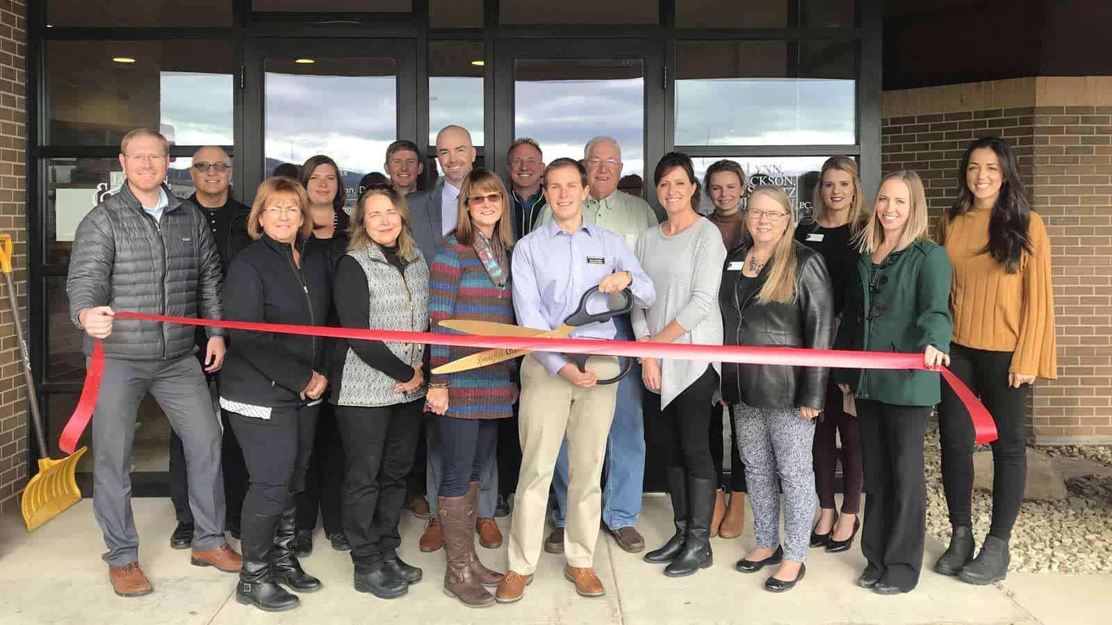 Lynn Jackson Opens New Spearfish Office