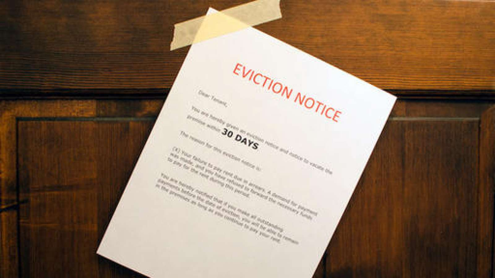 What landlords should know about the CDC's eviction moratorium