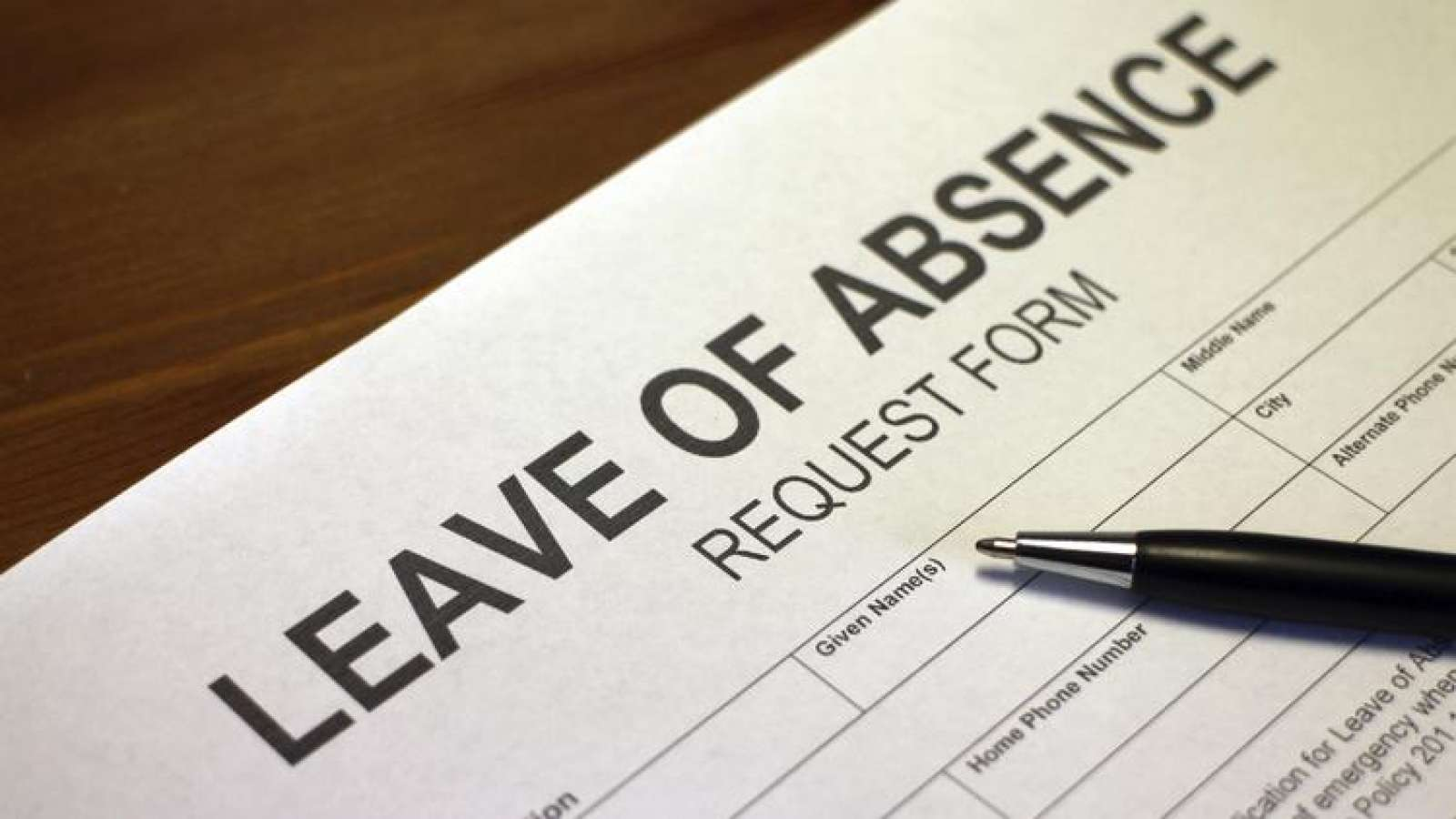 U.S. Department of Labor States Employees May Not Decline or Defer FMLA Leave of a Covered Absence