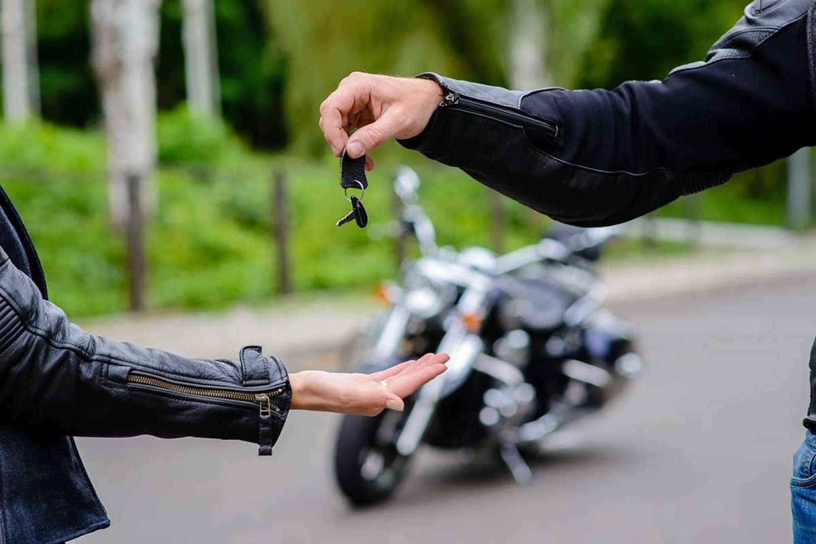 Tips for Safely Selling Your Motorcycle
